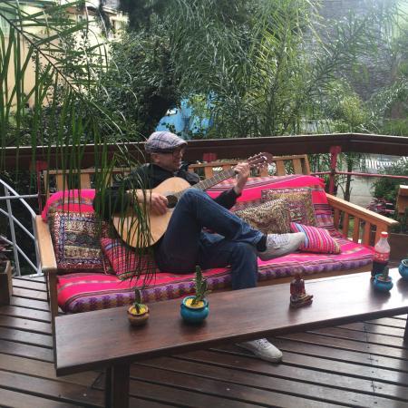 Livian Guesthouse: Chilaxing bossanova style