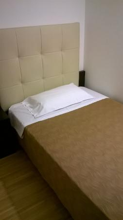 Hotel San Marco: Bed