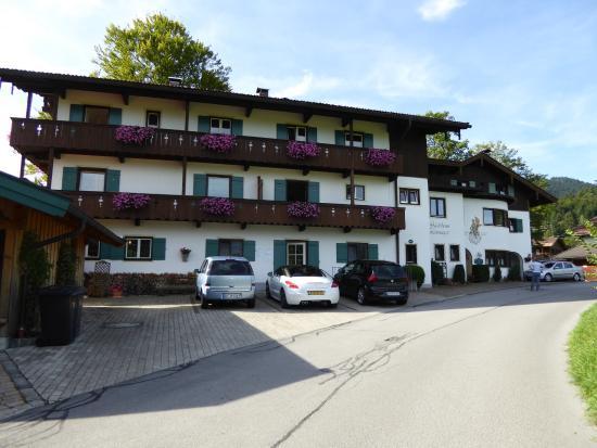 Gastehaus Linsinger : Heerlijk hotel