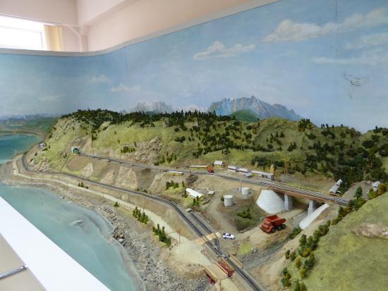 History of Baikal Amur Mainline Development (BAM) Museum