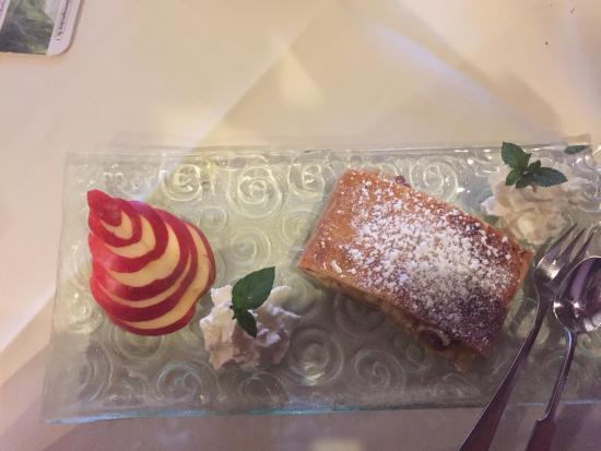 Roemerberg, Niemcy: Dessert Spezialität