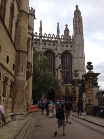 Cambridge Walking Tours