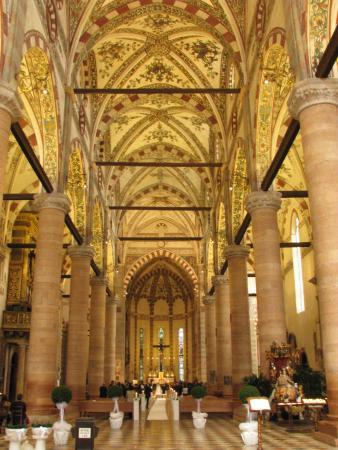 Interno Foto Di Duomo Di Verona Verona Tripadvisor