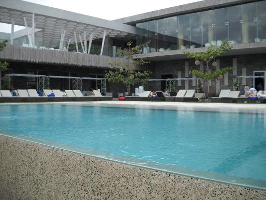 The Infinity Pool At Royal Elite Picture Of Sandos