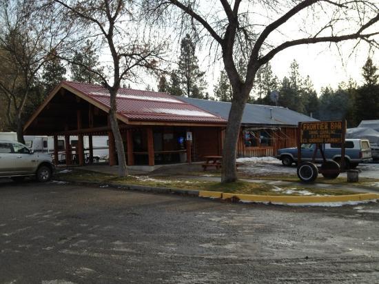 Frontier Bar, Rexford Montana