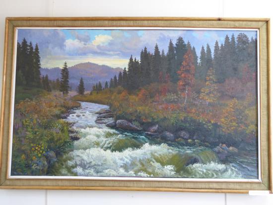 North Baikal Art Gallery