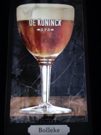 Bilde fra De Koninck Antwerp City Brewery