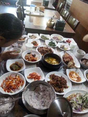 Pungwonjang Sigol Bapsang