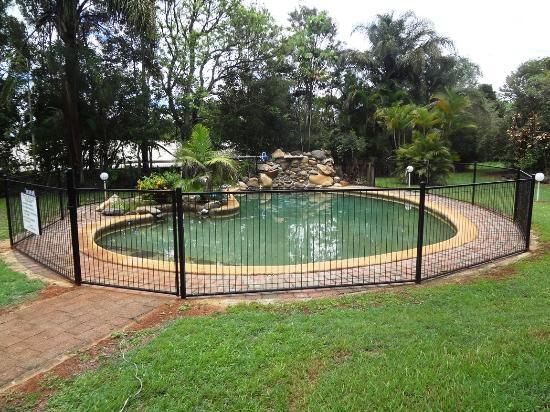 Malanda Lodge Motel: Ready for summer
