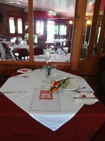 Malanda Lodge Motel: Special Dinner