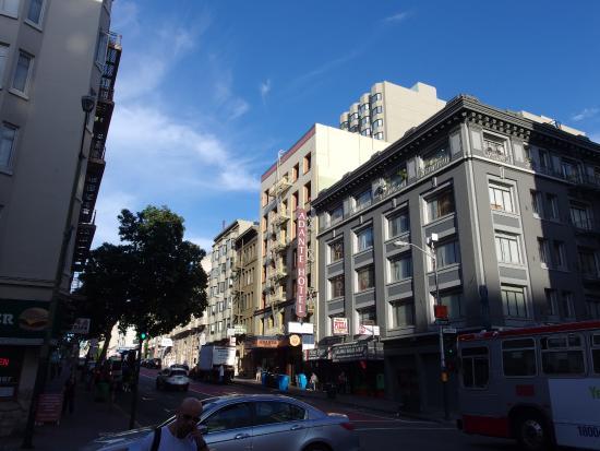 Adante Hotel San Francisco Ca