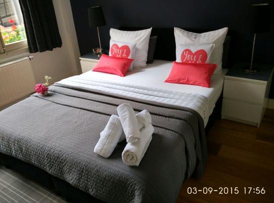 Velvet Amsterdam Bed and Breakfast