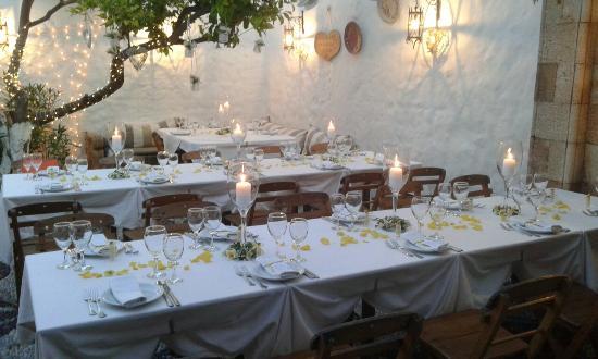 Odyssia Restaurant Lindos 2