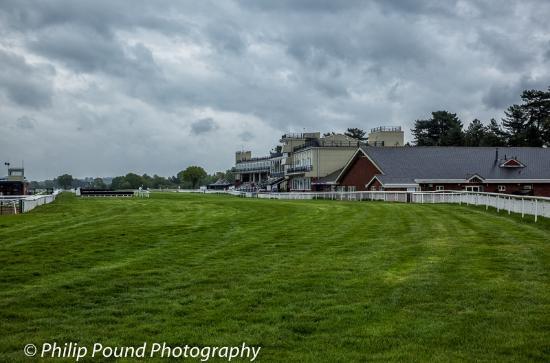 Bromfield, UK: Ludlow Racecourse