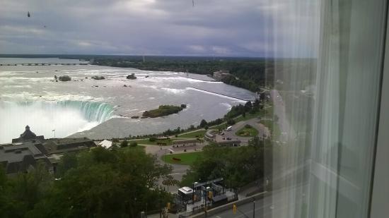 Oakes Hotel View Of Niagara Falls Canada Picture Of Oakes Hotel Overlooking The Falls Niagara Falls Tripadvisor
