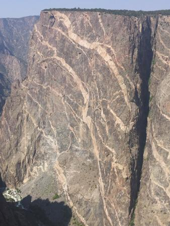 Black Canyon Of The Gunnison National Park South Rim Campground Photo1 Jpg