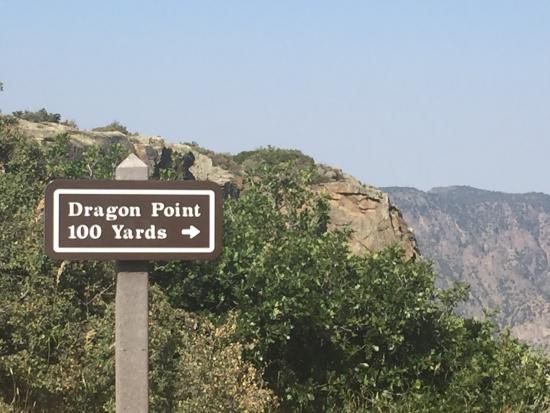 Black Canyon of the Gunnison National Park, South Rim Campground: photo2.jpg