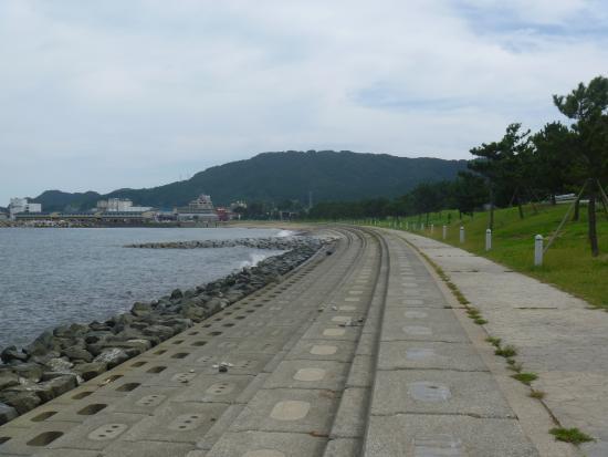Kasumihama Beach