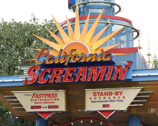 California Screamin'