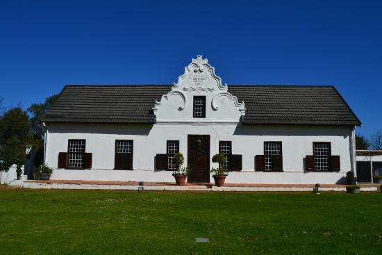 Hazendal Wine Estate restaurant