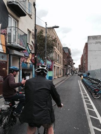 Dublin City Bike Tours: Biking