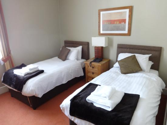 The City Gate Hotel: Twin room