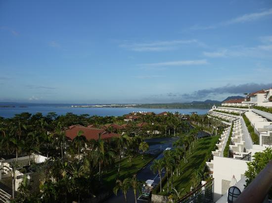 Kanucha Resort: 部屋からの眺め1
