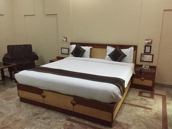 Marugarh Resort : Bed
