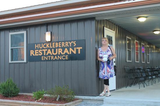 Huckleberry's Pub