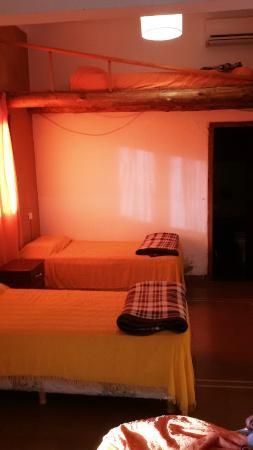 Hostel del Paiman: HABITACION