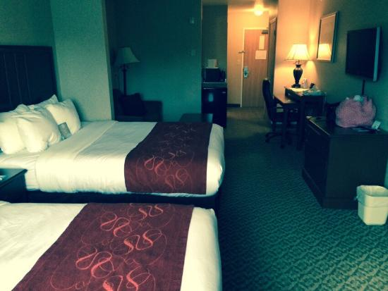 Comfort Suites Anchorage International Airport: photo0.jpg
