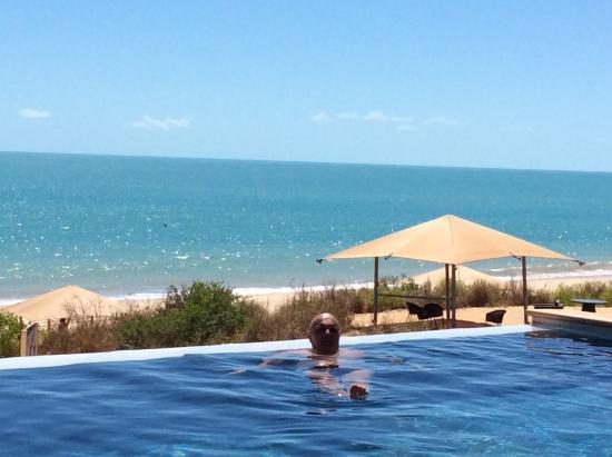 Ramada Eco Beach Resort Enjoying The Swim