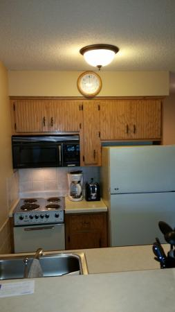 Full Kitchen Picture Of The Pointe Hotel Suites Minocqua Tripadvisor