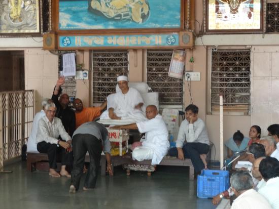 Shree Santram Samadhi Sthan: A