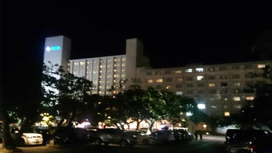 Fiesta Resort Guam: ホテル正面
