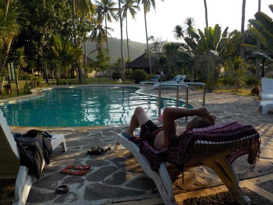 Tastura Beach Resort : Relax