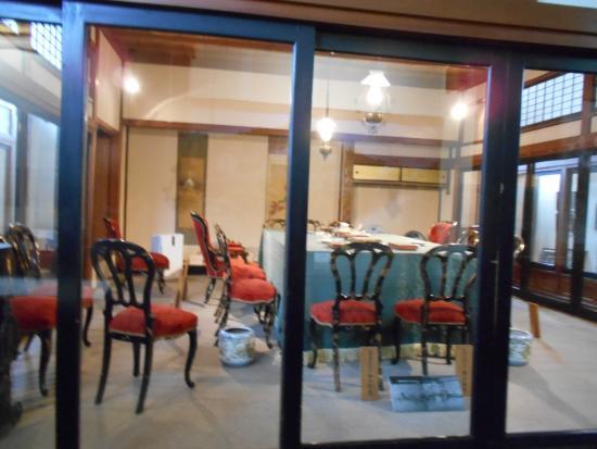 Shunpanrou: 日清講和記念館内部