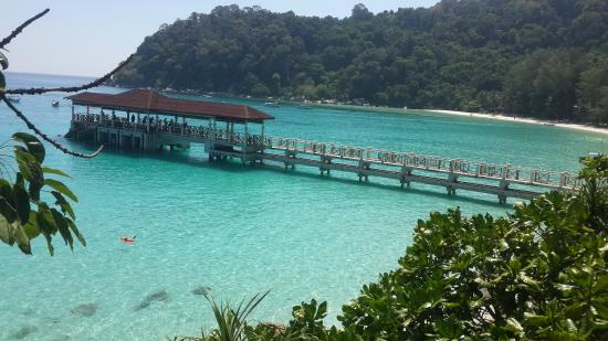 how to go pulau perhentian from kl
