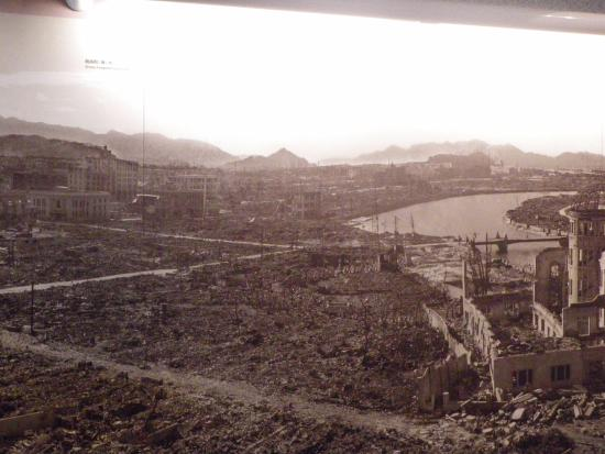 Modellino - Picture of Hiroshima National Peace Memorial Hall for the Atomic ...