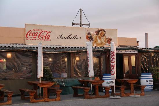 Isabella's Restaurant : Isabella's - 1