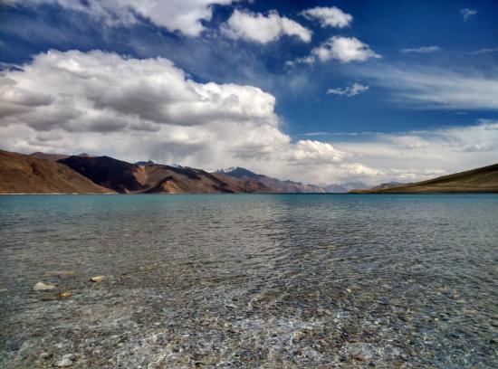 Pangong Tso: The Never Ending Lake