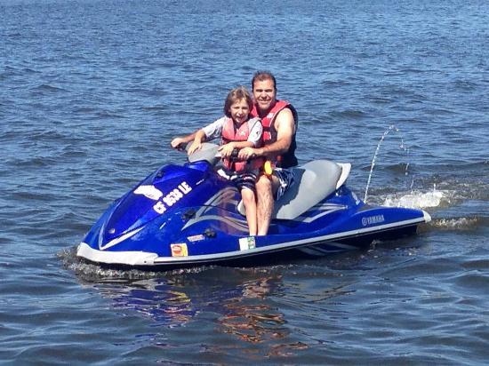 Disney's Boat Rentals: Clear Lake JetSki