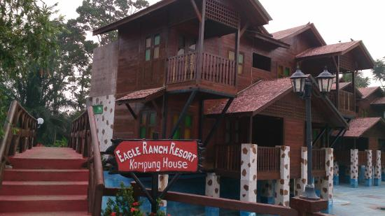 The Kampung House Picture Of Eagle Ranch Resort Port Dickson