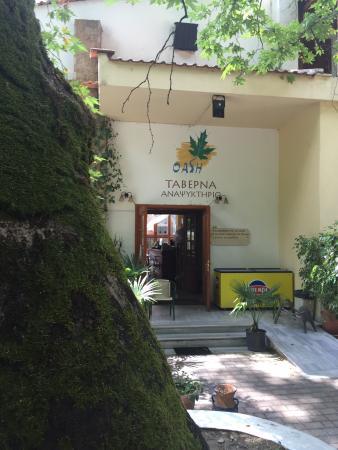 Oasi Taverna