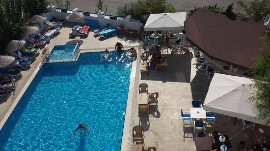 Oylum Park Hotel: Бассейн