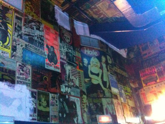 La Via Lactea The Woodstock Bar: Posters