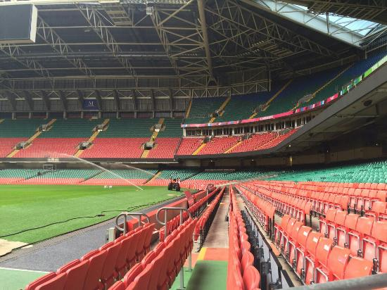 Millennium Stadium Football And Rugby Changing Rooms