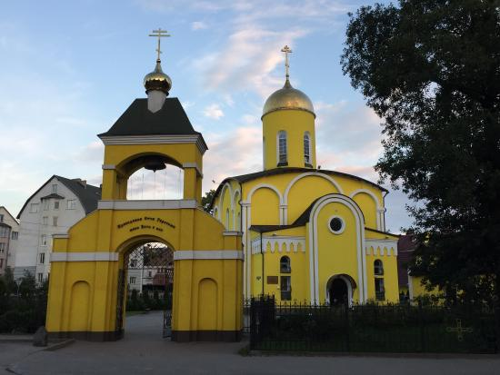 Temple of St. Gerasimos Boldinskiy