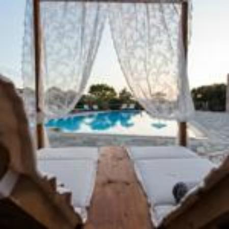 Parosland Hotel : SUN BEDS