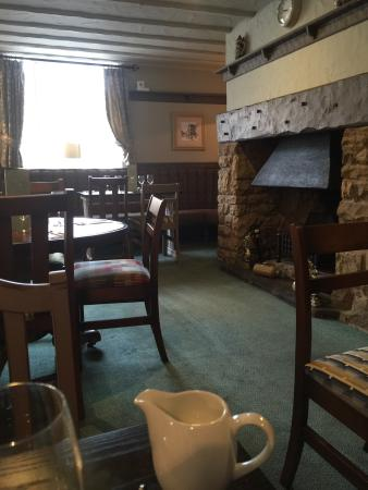 The White Bull at Ribchester